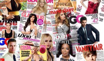 Celebrity Culture, Consumerism and the Bigger Picture